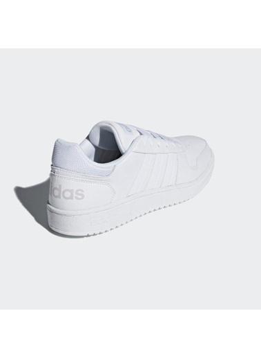adidas Erkek Vs Hoops 2.0 Sneakers DB1085 Beyaz